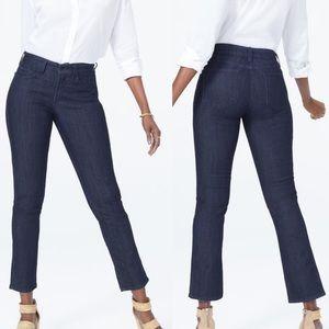 NYDJ Sheri Slim Jeans Size 6 Lift Tuck Technology